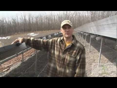 Green Field Energy Solutions - Solar installation