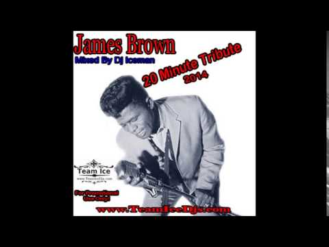 James Brown Tribute (Mixed by Dj Iceman)
