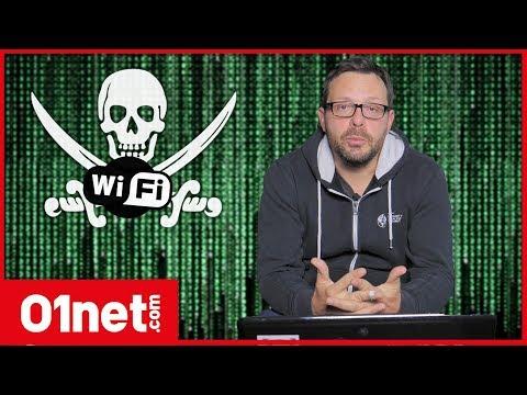 Démonstration : pirater un réseau Wi-Fi en cinq minutes