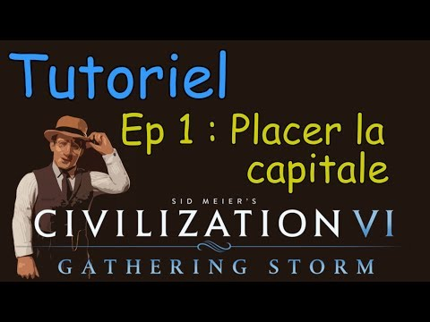 Tutoriel - Civilization 6 (Divinité) | Ep 1 : Les Bases | Memoria FR