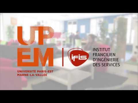 Présentation de l'Institut Francilien d'Ingénierie des Services (IFIS)