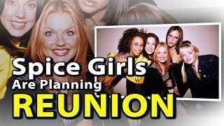 SPICE GIRLS ARE PLANNING A REUNION (Victoria Beckham really on board?) | HOT NEW TODAY