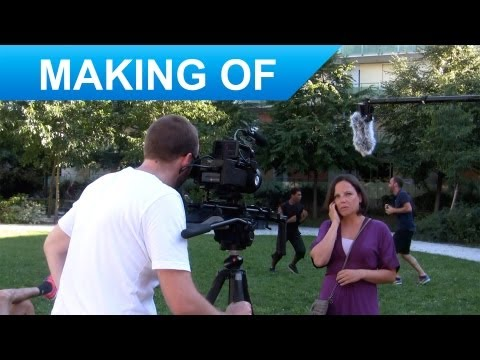 Making of : The Night Job