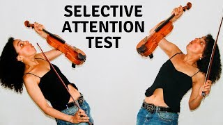 Selective Attention Test ✔