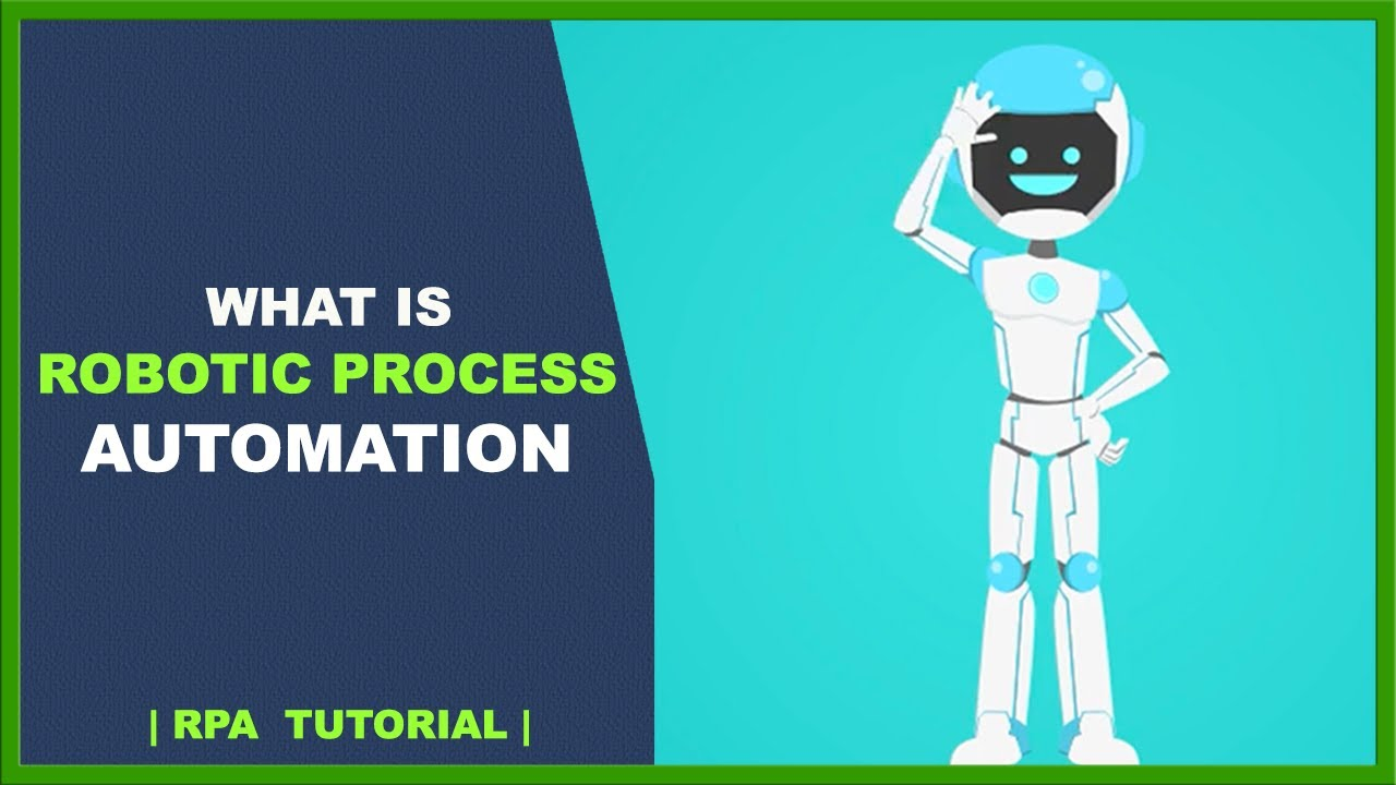 Robotic Process Automation explained in 3 minutes