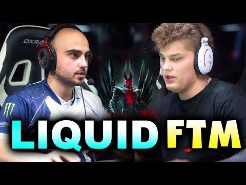 LIQUID vs FlyToMOON - SEMI FINAL - EPICENTER MAJOR DOTA 2
