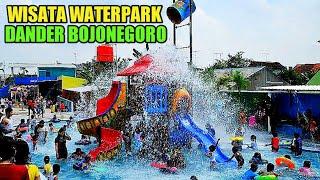 CUMA MAKAN!!! Kolam Dan Taman Wisata Water Park Dander Bojonegoro