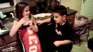 Cinnamon Challenge Kids - Brother vs. Sister