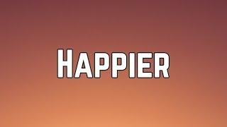 Baixar Marshmello & Bastille - Happier (Lyrics)