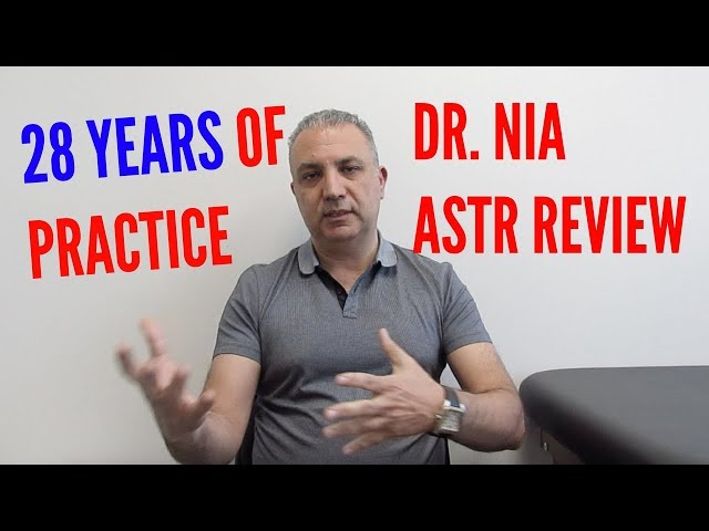 Dr. Nia Advanced Soft Tissue Release Review