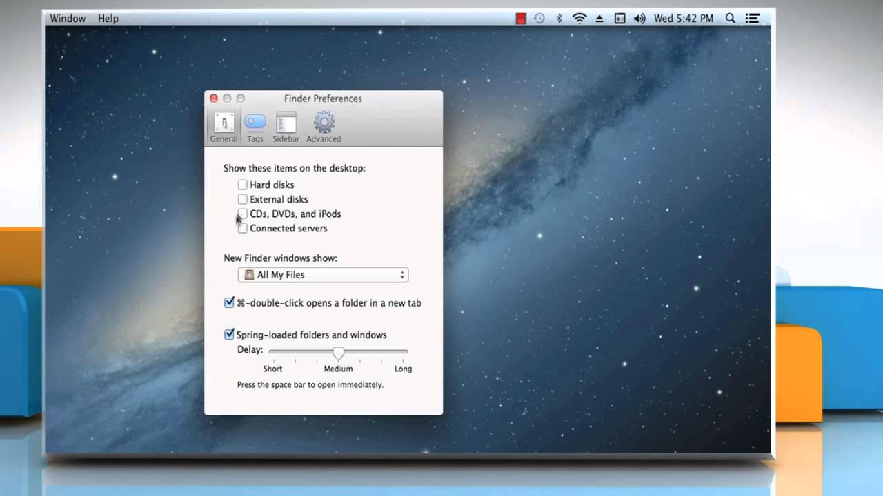 how to delete items on mac desktop