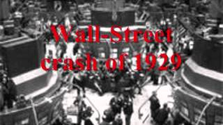 Wall-Street Crash- 1929