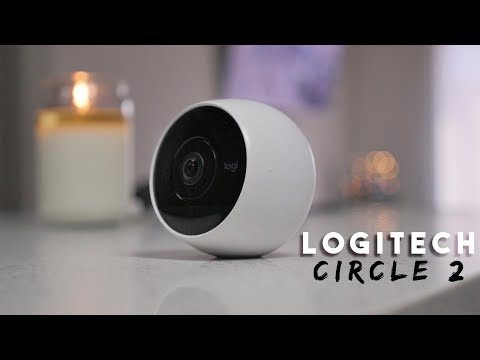 Logitech Circle 2 Review: Keep Your Home Secure From Anywhere (GIVEAWAY!)