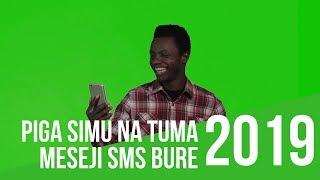 Jinsi ya Kupiga Simu na Kutuma SMS Nje ya Nchi Bure #Maujanja 87