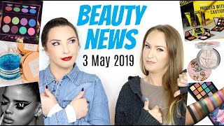 BEAUTY NEWS - 3 May 2019 | Rocking Out with Skincare