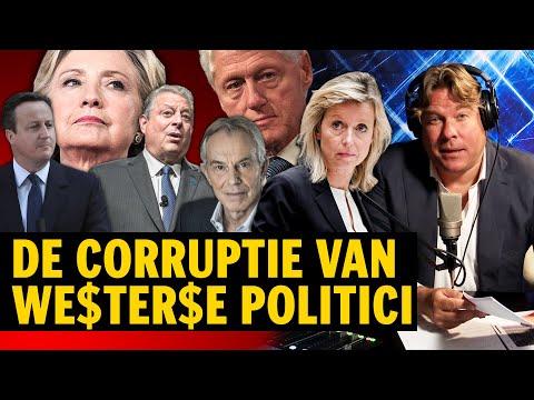 DE CORRUPTIE VAN WE$TER$E POLITICI - DE JENSEN SHOW #36