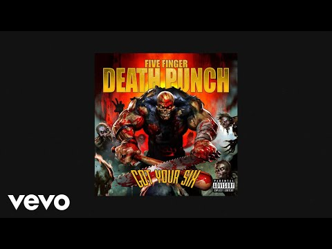 Five Finger Death Punch - Digging My Own Grave (Official Audio)