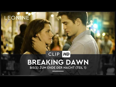 Breaking Dawn - Premierentrailer, Berlin 18.11.2011