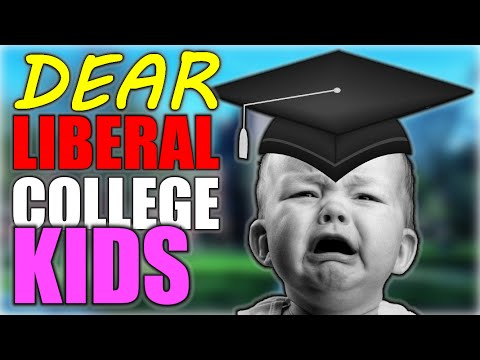 Indoctrinated Youth - The Socialist takeover of College Youth