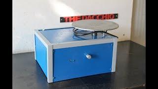 tavola rotante per saldatura fai da te (homemade rotary weld table)
