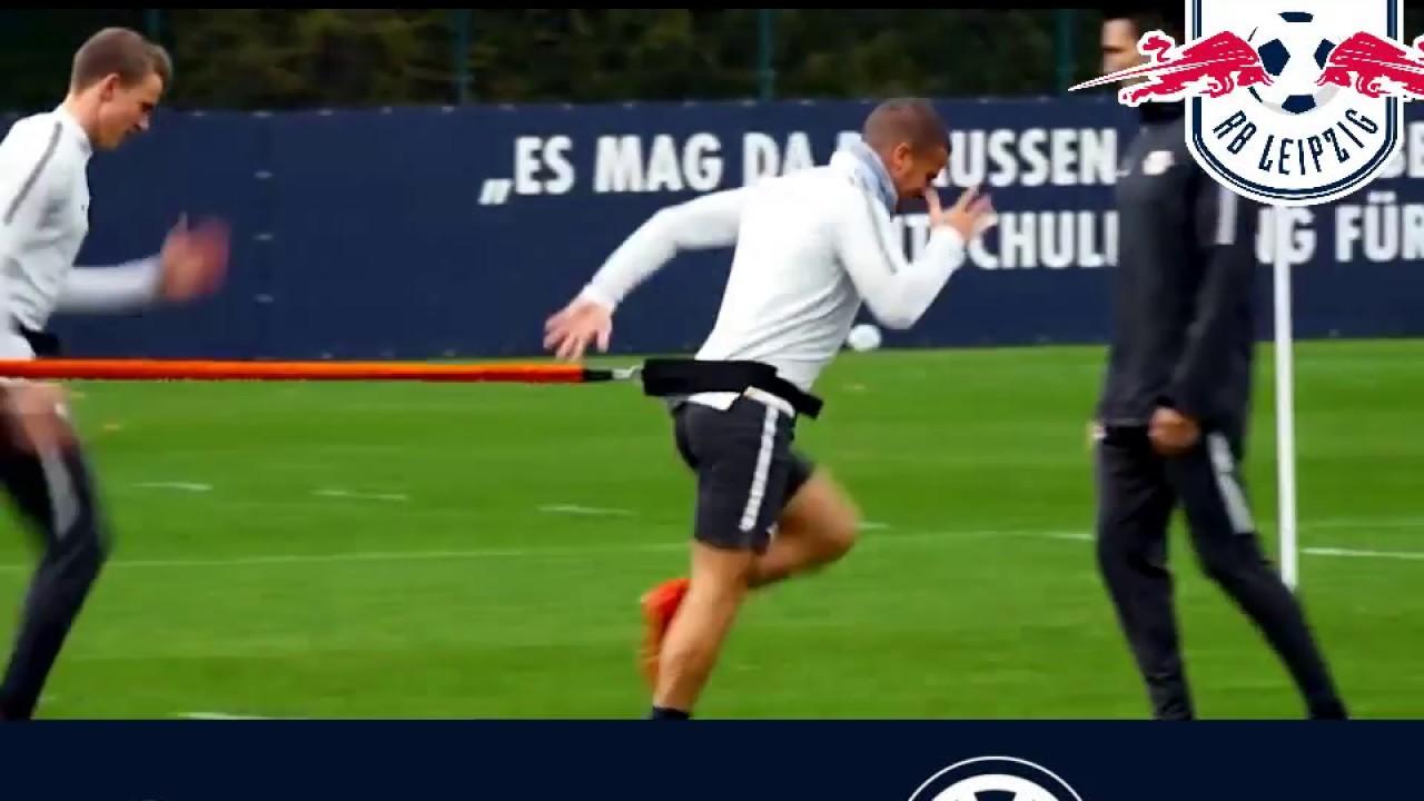 Rb Leipzig öffentliches Training Dienstag 10 Oktober 2017 Youtube