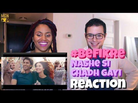 Nashe Si Chadh Gayi - Song | #Befikre Reaction