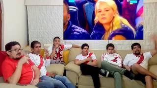 Perú 3 - 1 Jamaica 13/06/2017 Reacciones