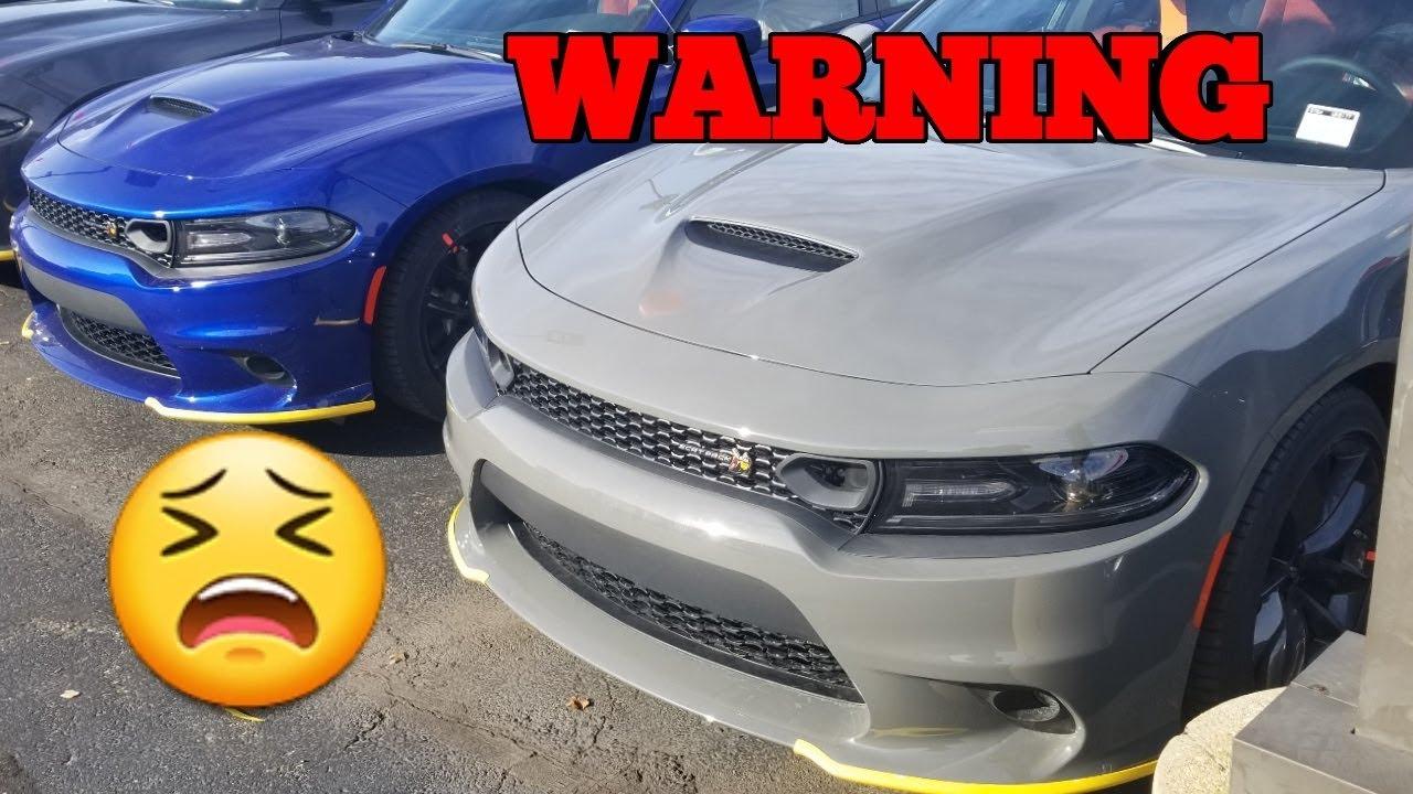 2019 Dodge Charger Pack Alarming Problem