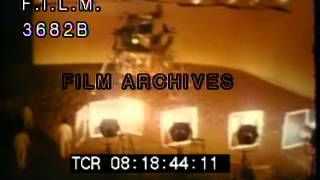 """""""Capricorn One"""" Behind the Scenes (stock footage / archival footage)"""