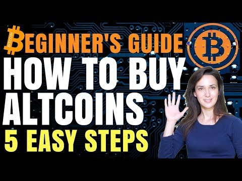 How to Buy Altcoins for Beginners (Ultimate Step-by-Step Guide) Pt 2