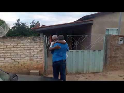 Meu querido Pai reencontrando seu irmão  depois de 58 ano  ufffa: é muito tempo