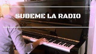 Enrique Iglesias - Subeme la radio (Piano Cover)