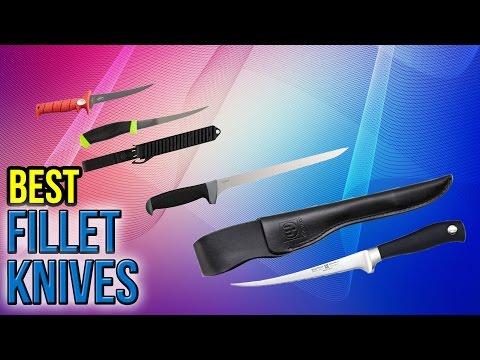 10 Best Fillet Knives 2017