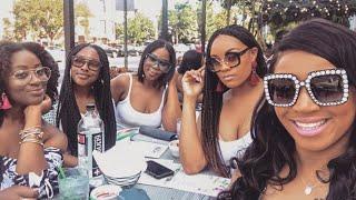 GIRLS TRIP 2018 #FRIENDGOALS #VLOG