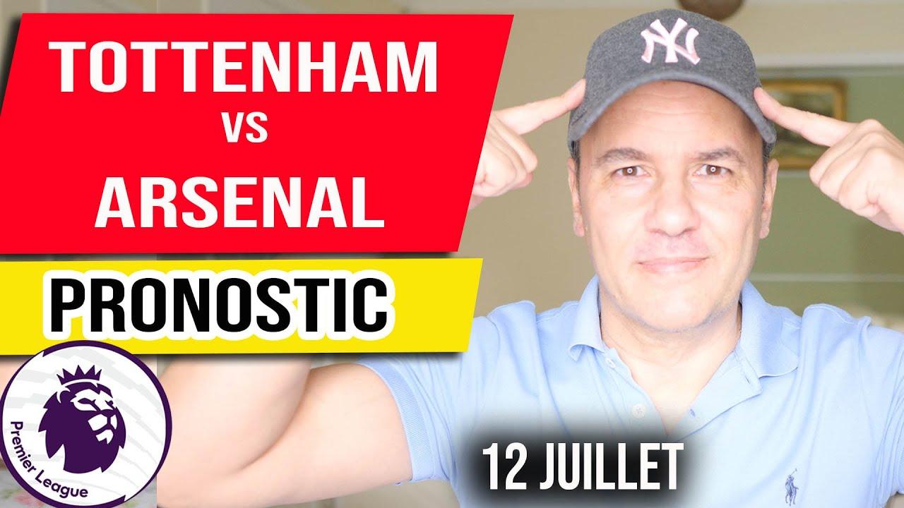 PRONOSTIC FOOT - Tottenham vs Arsenal - 12 juillet - Foot Anglais