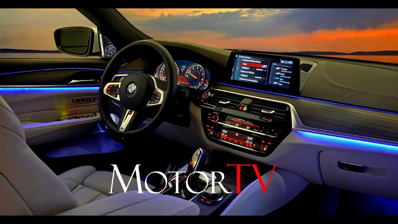 2018 Bmw 6 Series Gran Turismo 640i Xdrive L Interior