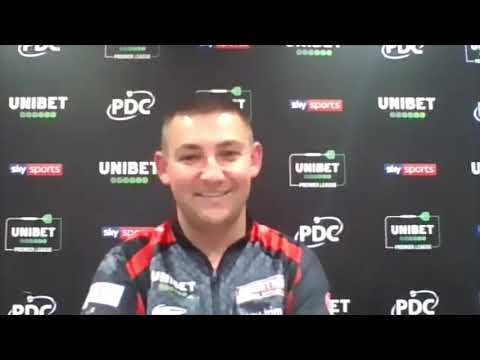 "Nathan Aspinall: ""Two years ago today I was going to quit the game, now I've qualified for The O2"""