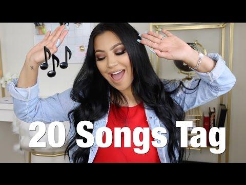 20 SONGS TAG| EVETTEXO