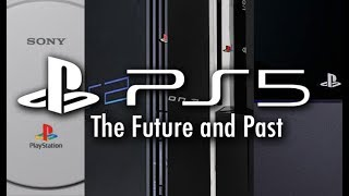 Rumor: PS5 Is About The Future AND Past. Insider Says Don't Sell Your PS1, PS2, PS3 Games.