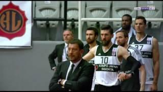 Fenerbahçe 98 - 94 Beşiktaş Sompo Japan / Geri Dönüş Son 2:30     16.06.2017