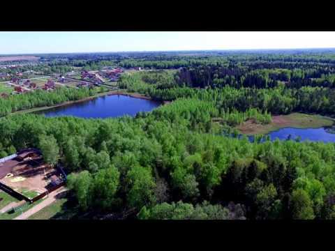 Поселок Кстининское озеро. Продажа участков. АБВГДача