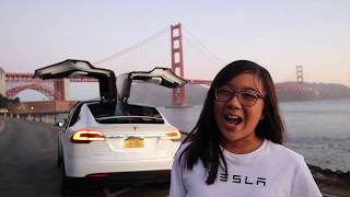 Tesla Model X - Part III - we made it!