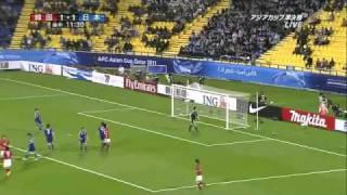 アジアカップ2011 準決勝 韓国-日本 thumbnail