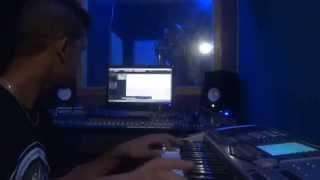 Ishak Tiamo - Abali Abala (Allaa Mazari Pianiste )