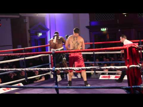 KO  DILLIAN WHYTE v MARCELO NASCIMENTO -  FIGHT  CAMDEN CENTRE  HELLRAISER PROMOTIONS