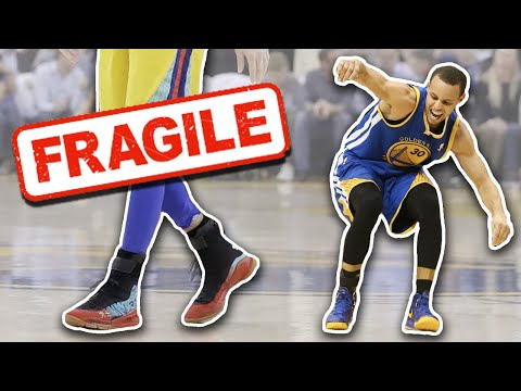 Steph Curry Ankle INJURY (Again!) Doctor's ULTIMATE GUIDE to His Injury History!