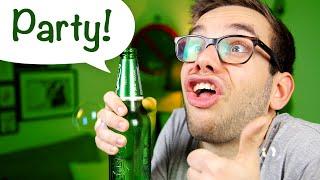 10 Arten von Partys