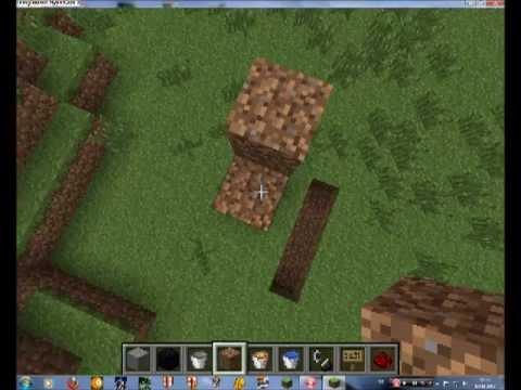 Minecraft Tutorial - Nether Portal bauen [GERMAN]