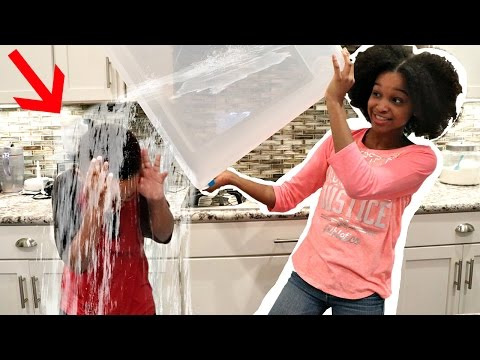 WATER BOTTLE COMPETITION! - Shasha and Shiloh Onyx Kids  