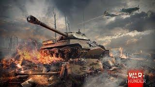 Как научится хорошо играть на танках в WarThunder (Урок 3) Т-34-85